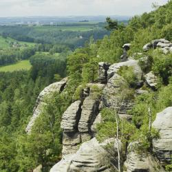 Czech-Saxon Switzerland 12 accessible hotels