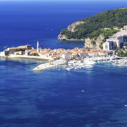 Budva County 4 hostels