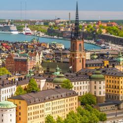 Stockholms län 13 budgethotell