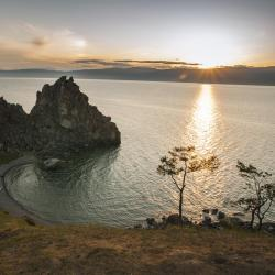 Lake Baikal  140 beach hotels