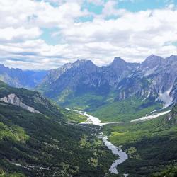 Valbona Valley National Park 10 homestays