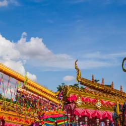 Sakon Nakhon Province 9 three-star hotels