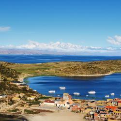 Isla del Sol Island