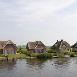 Frisian lakes 5 boats