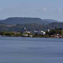Lake Rotorua 5 guest houses