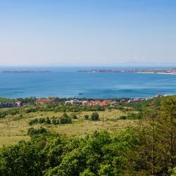 Регион Слънчев бряг 125 хотелски комплекса
