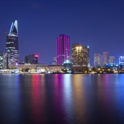 Ho Chi Minh Municipality 394 spa hotels