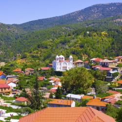 Troodos 25 country houses