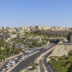 Jerusalem District 49 luxury hotels