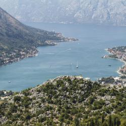 Kotor Bay 5 hostels