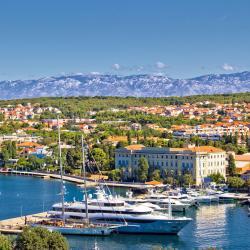 Zadar County 29 boutique hotels