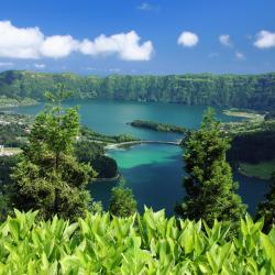 Açores 71 casas de campo