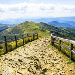 Bieszczady 40 accessible hotels