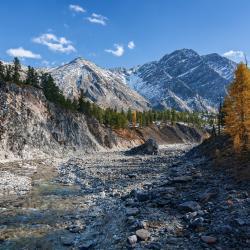 Siberia 709 ski resorts