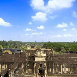 Siem Reap Province 75 guest houses