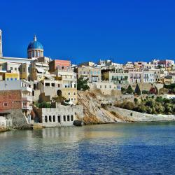 Syros 34 guest houses