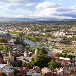 Регион Тбилиси 3457 гостиниц