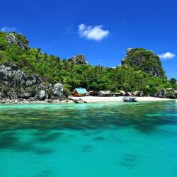 Ka Tao ostrov
