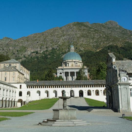 Parcours religieux sur les Sacri Monti du Piémont et de Lombardie