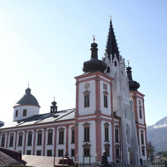 Basilique de Mariazell