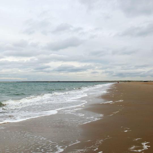 Renesse: beach and nightlife