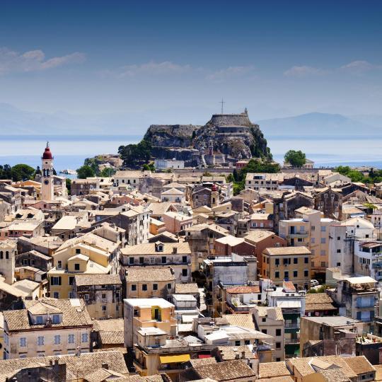 Παλιά Πόλη Κέρκυρας