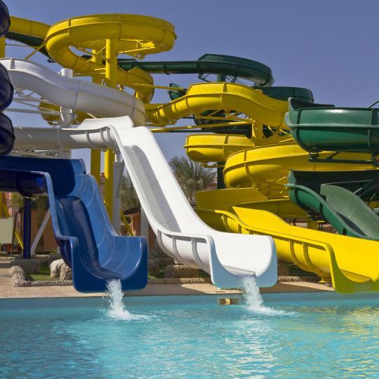Υδάτινο πάρκο Aqualand