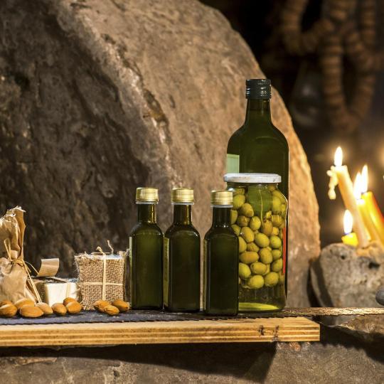 Touring Umbria's unique olive oil mills