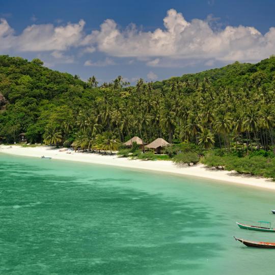 جزيرة كو راشا ياي