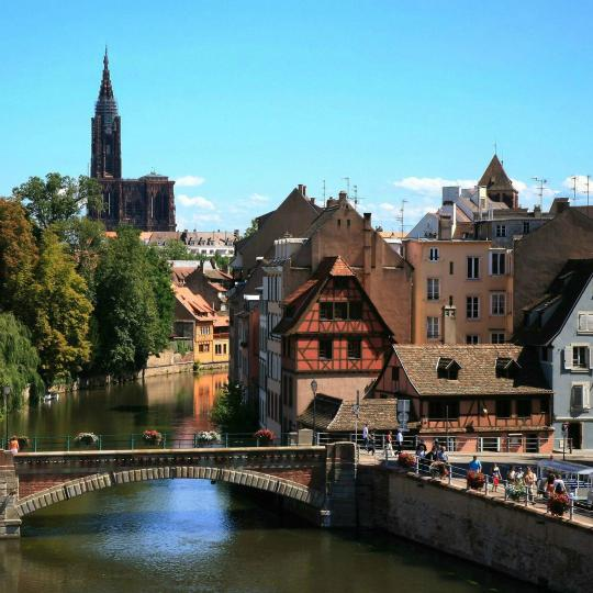 Visit Strasbourg, the Alsace Capital
