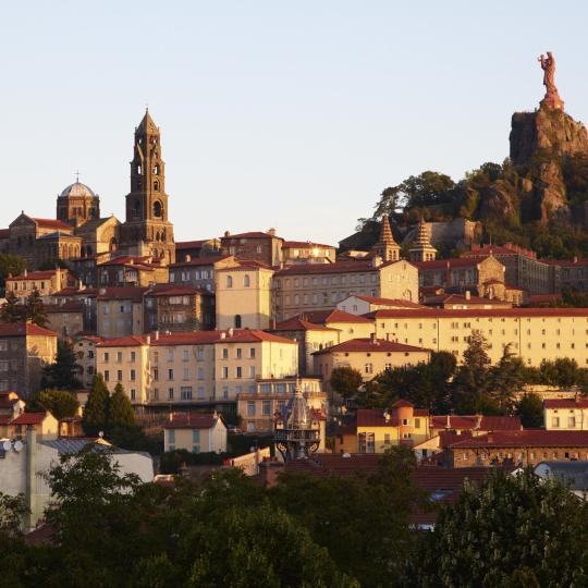 Le Puy-en-Velay, UNESCO World Heritage Site