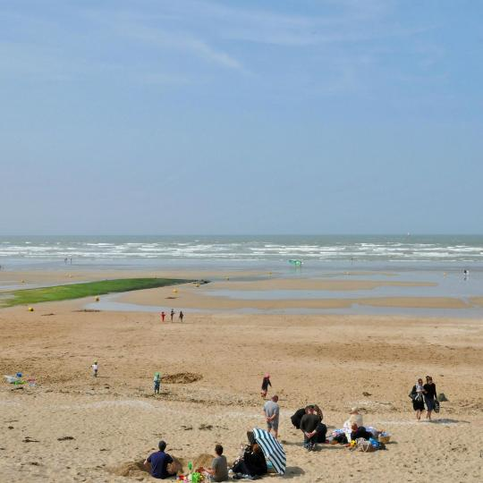 Cabourg Beach
