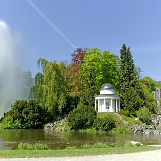 Bergpark Wilhelmshöhe Landscape Park