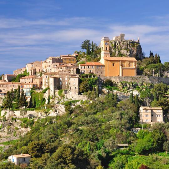 Village médiéval d'Èze