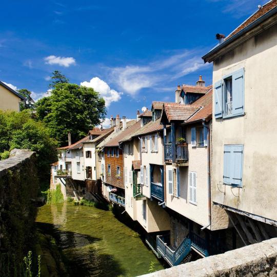 Arbois, capitale des vins du Jura