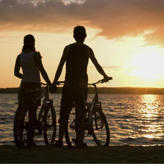 Велосипедный маршрут от Пальмы до Плайя-де-Пальмы