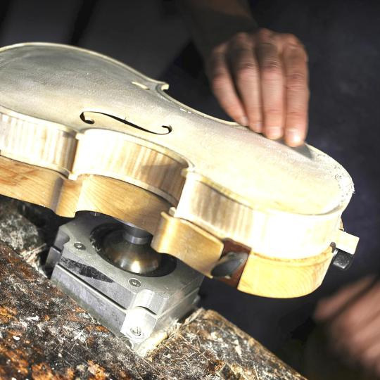 Visit Cremona's luthier shops