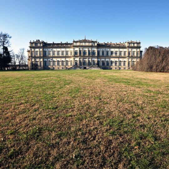 Monza's Royal Villa and Park