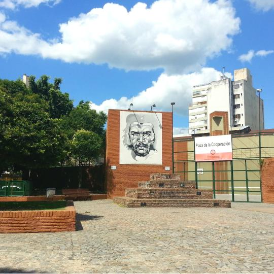 Lugar de nacimiento de Che Guevara