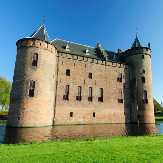 The Muiderslot castle