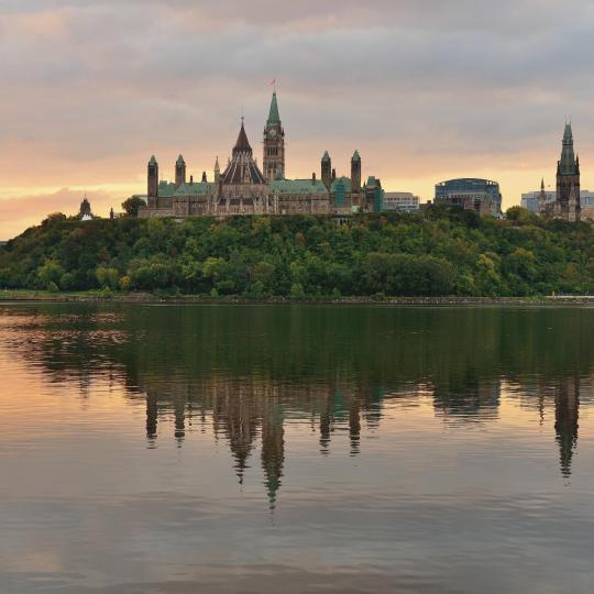Explore Canada's history on Parliament Hill