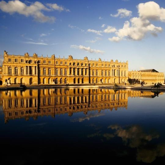 Visitez le château de Versailles
