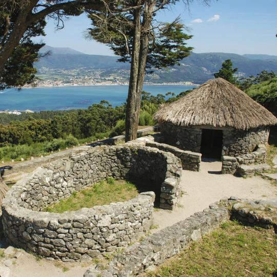 Ancient Celtic settlements