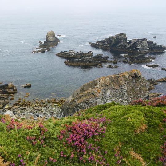 The Loiba Cliffs