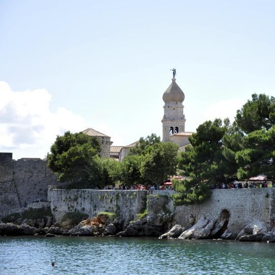 Krk Old Town