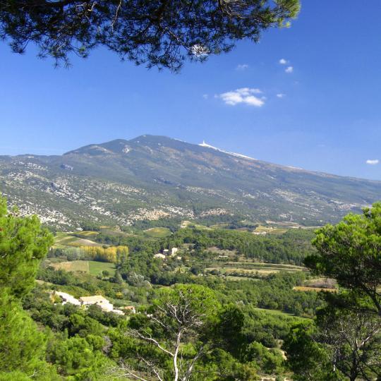 Il Mont Ventoux