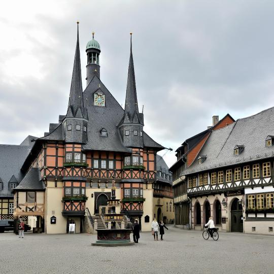 Deixe-se encantar por Wernigerode e Brocken