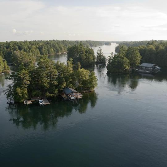 Discover the Thousand Islands archipelago