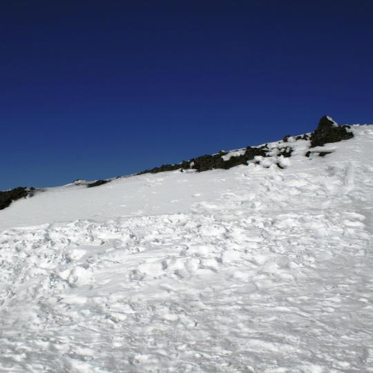 Schnee, Skifahren und eine atemberaubende Szenerie in Sila