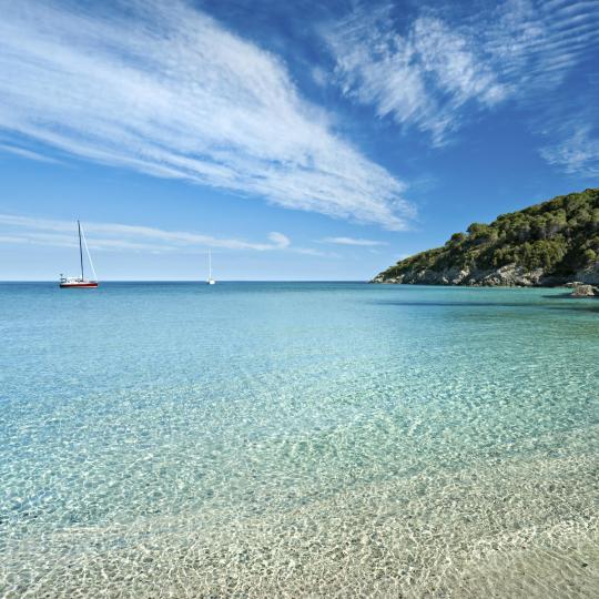 Scoprite le acque limpidi e turchesi dell'Isola d'Elba
